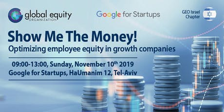 Show me the money!  Optimizing employee equity in growth companies tickets