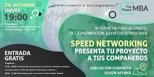 Afterwork Promoción 22 The Power MBA