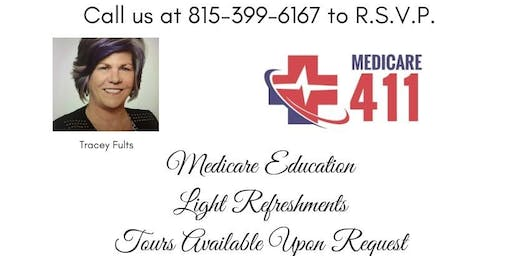 Medicare Presentation and Open House