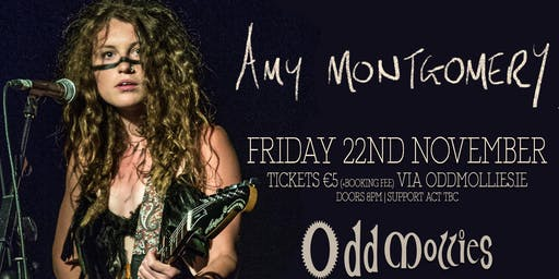 Amy Montgomery LIVE Odd Mollies