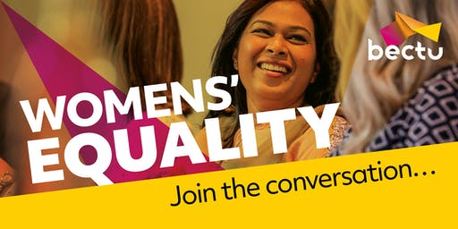Join the Conversation Event Hosted by BECTU's Women Equalities Committee