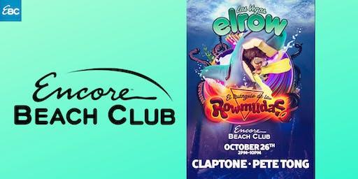 ELROW at Encore Beach Club - OCT. 26 - FREE Guestlist!