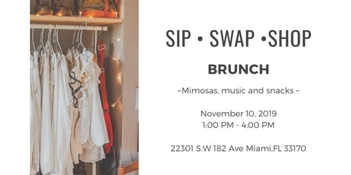 SIP AND SWAP INTO FALL