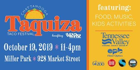 Taquiza Taco Festival tickets