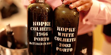 Port Wine Tasting: From the world's first and oldest Port House, Kopke tickets