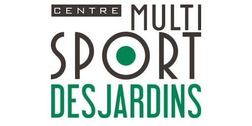 Inauguration du Centre multisport Desjardins