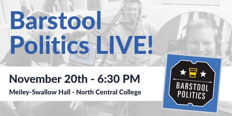 Barstool Politics LIVE! tickets