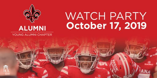 Young Alumni Chapter Watch Party