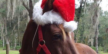Festina Lente - Santa & His Ponies 10am tickets