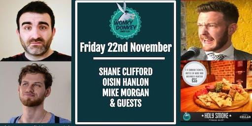 Shane Clifford, Oisin Hanlon, Mike Morgan & Guests