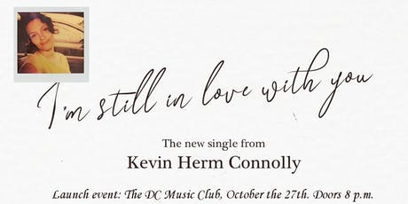 Kevin Herm Connolly (plus band): new single launch event tickets