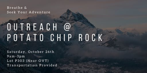 Outreach Hikes Potato Chip Rock!