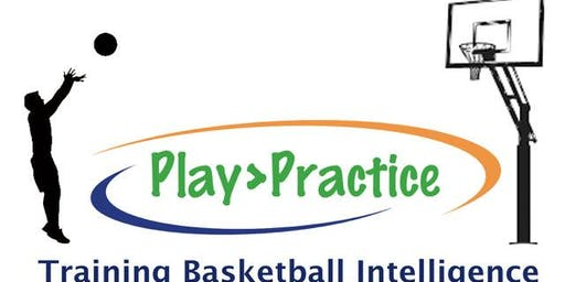 Session 2 2019/20: Basketball Clinic with Play-Practice Grades 1-3 Wednesdays