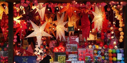 Tewin Bury Farm's Christmas Market