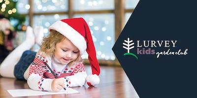 WORKSHOP: Letters to Santa