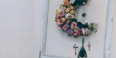 Lunar Goddess Wreath - Jan 29