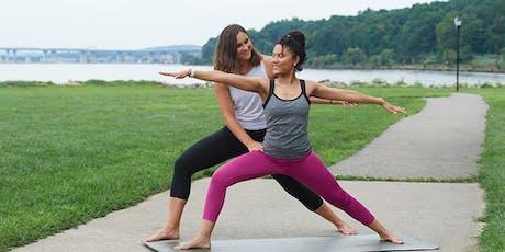 The Pelvic Health Yoga Series tickets