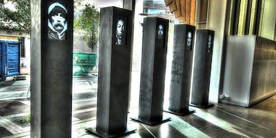 Vernissage de la Biennale à l'Ecole de Formation des Barreaux