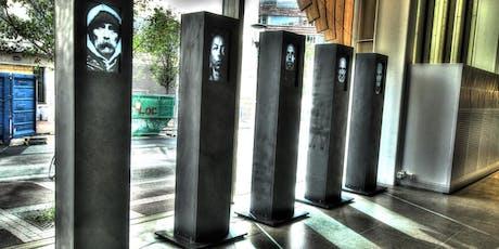 Vernissage de la Biennale à l'Ecole de Formation des Barreaux billets