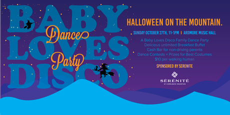 Baby Loves Disco Family Dance Party (Brunch Included!) tickets