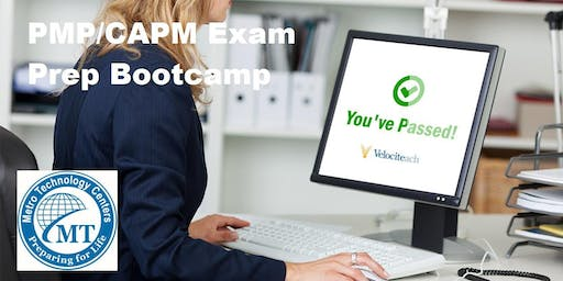 Pass the PMP/CAPM Exam Bootcamp