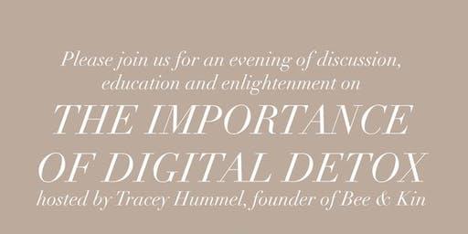 Bee & Kin's Digital Detox Panel