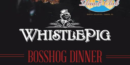 WhistlePig Boss Hog Dinner