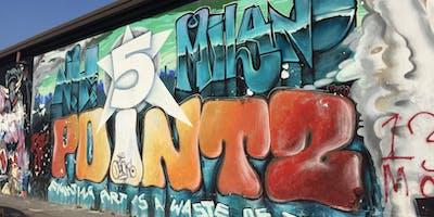 Street Art Tour Milano - Leoncavallo
