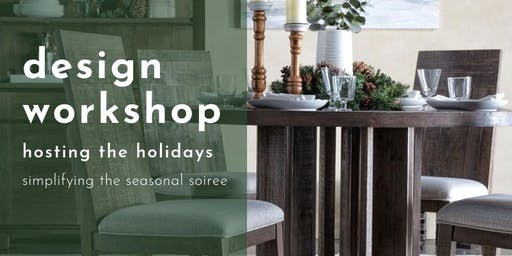 Design Workshop: Hosting Holidays