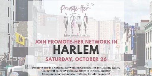 Promote-Her Harlem Chapter Meeting