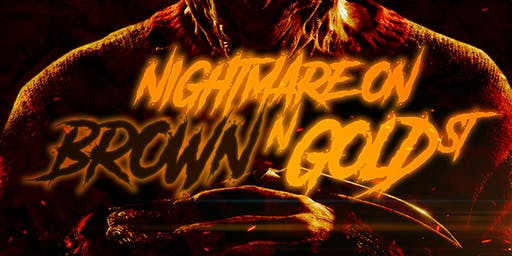 Nightmare on Brown and Gold Street