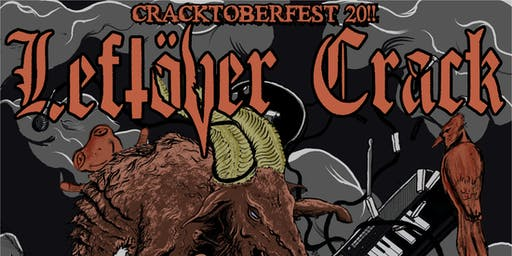 LEFTOVER CRACK / Days N Daze/ Cop/Out/ Sibannac