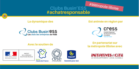 Club Busin'ESS :entreprises en métropole lilloise, et si vous achetiez ESS? billets