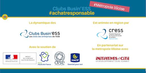 Club Busin'ESS :entreprises en métropole lilloise, et si vous achetiez ESS?