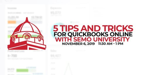 5 Tips and Tricks for Quickbooks Online