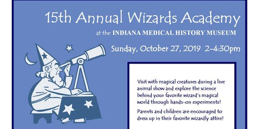 15th Annual Wizards Academy