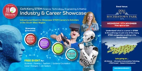 STEM South-West Industry Showcase - FREE PUBLIC TICKETS tickets