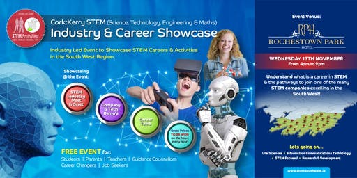 STEM South-West Industry Showcase - FREE PUBLIC TICKETS