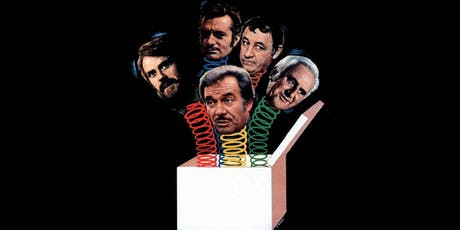 I capolavori della commedia all'italiana biglietti