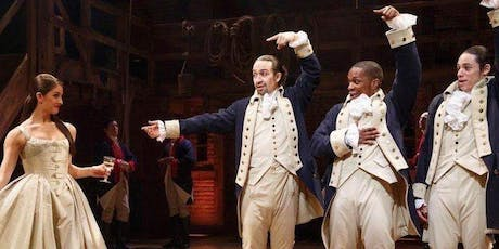 Hamiltunes ATL - A Winter's Ball - Adults Only tickets