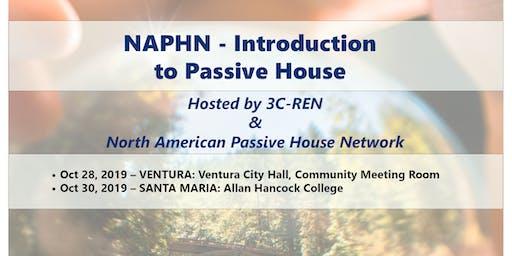 3C-REN - Introduction to Passive House - VENTURA