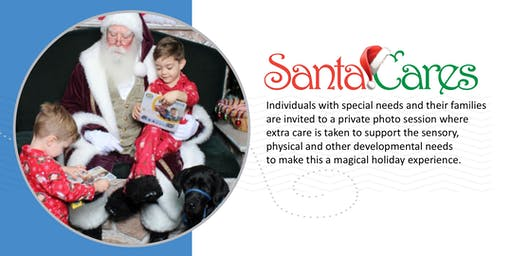 Regent Mall Santa Cares - Dec 8