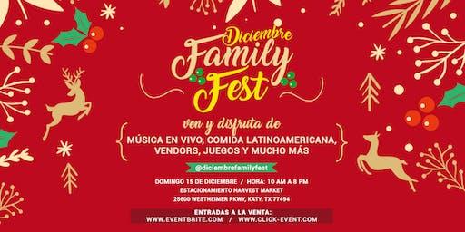 Diciembre Family Fest