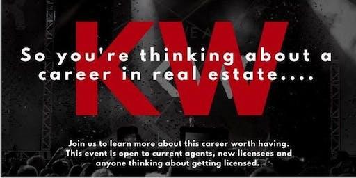 Career Night at Keller Williams Upstate NY Properties