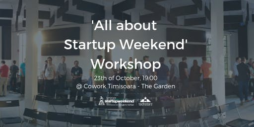 'All about Startup Weekend' Workshop