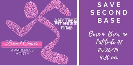 Save Second Base Burn 'n' Brew tickets