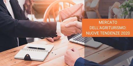 Corso gratuito di aggiornamento per gestori di agriturismi | Perugia biglietti