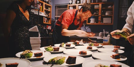 Casual 4-Course Chef's Tasting Dinner tickets