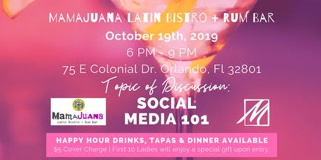 Ladies Night Out: Social Media 101 tickets