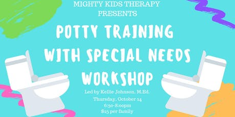Potty Training with Special Needs tickets